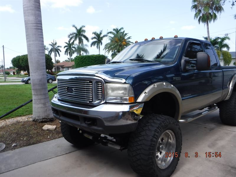 2000 ford f250 for sale by owner in cape coral fl 33993. Black Bedroom Furniture Sets. Home Design Ideas