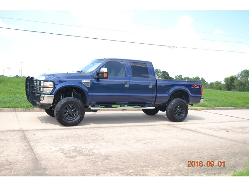 2008 ford f250 4x4 lariat sale by owner in missouri city tx 77489. Black Bedroom Furniture Sets. Home Design Ideas