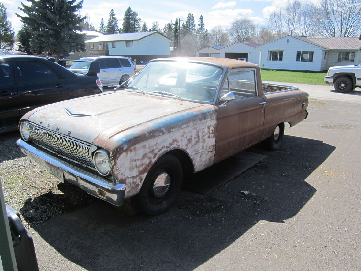 1962 Ford falcon / rancharo for sale by owner in Kalispell