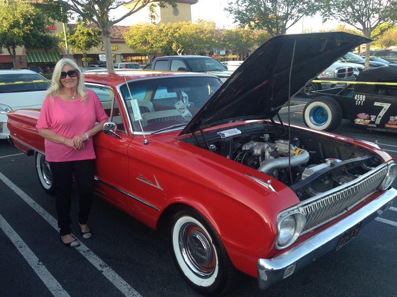 1962 ford falcon classic car for sale by owner in ventura ca 93009. Black Bedroom Furniture Sets. Home Design Ideas
