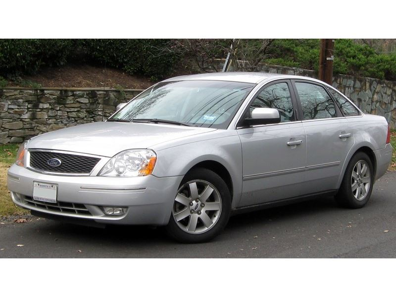2005 ford five hundred new and used car listings car html. Black Bedroom Furniture Sets. Home Design Ideas