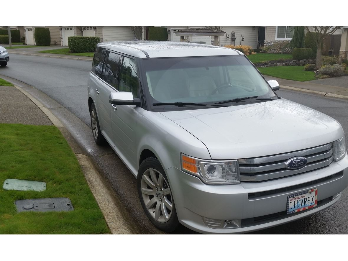 used 2009 ford flex for sale by owner in sammamish wa 98075. Black Bedroom Furniture Sets. Home Design Ideas