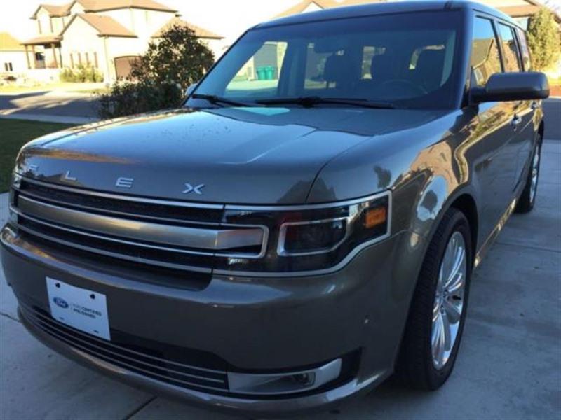 2014 ford flex private car sale in salt lake city ut 84199. Black Bedroom Furniture Sets. Home Design Ideas