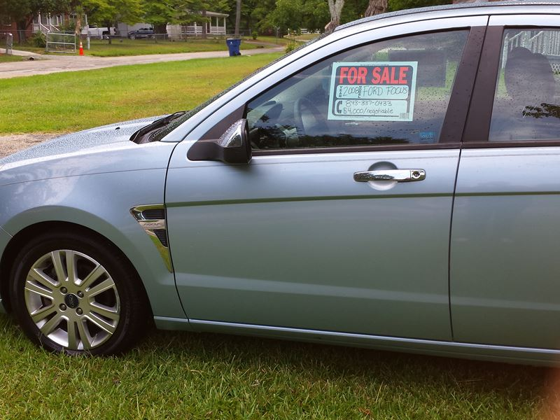 2008 ford focus for sale by owner in cheraw sc 29520. Black Bedroom Furniture Sets. Home Design Ideas