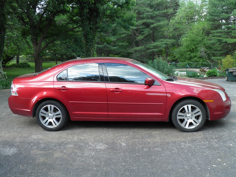 2007 ford fusion for sale by owner in sykesville md 21784. Black Bedroom Furniture Sets. Home Design Ideas