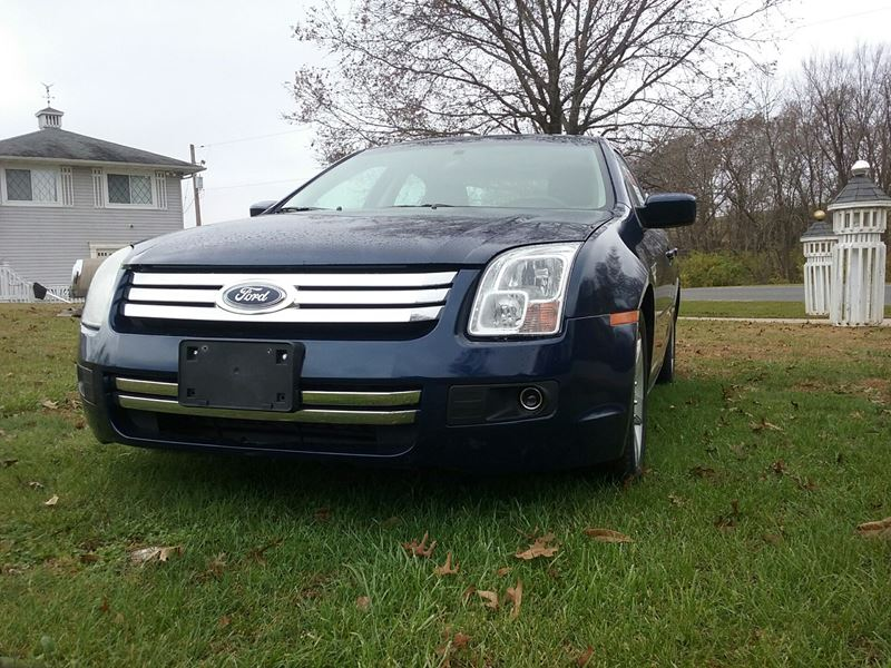 2007 Ford Fusion SE for sale by owner in Sandoval