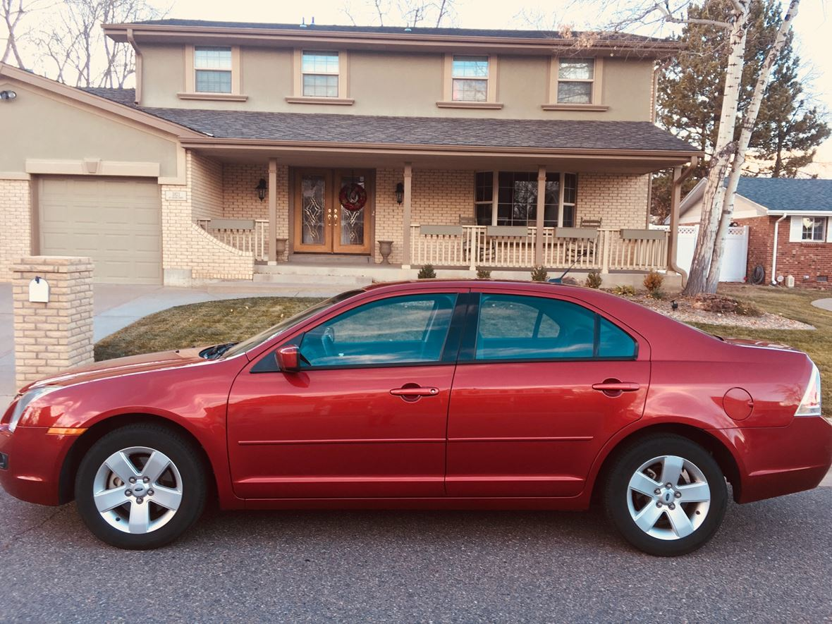 2008 Ford Fusion for sale by owner in Denver