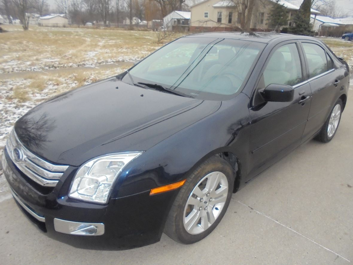 used 2009 ford fusion for sale by owner in westland mi 48186. Black Bedroom Furniture Sets. Home Design Ideas
