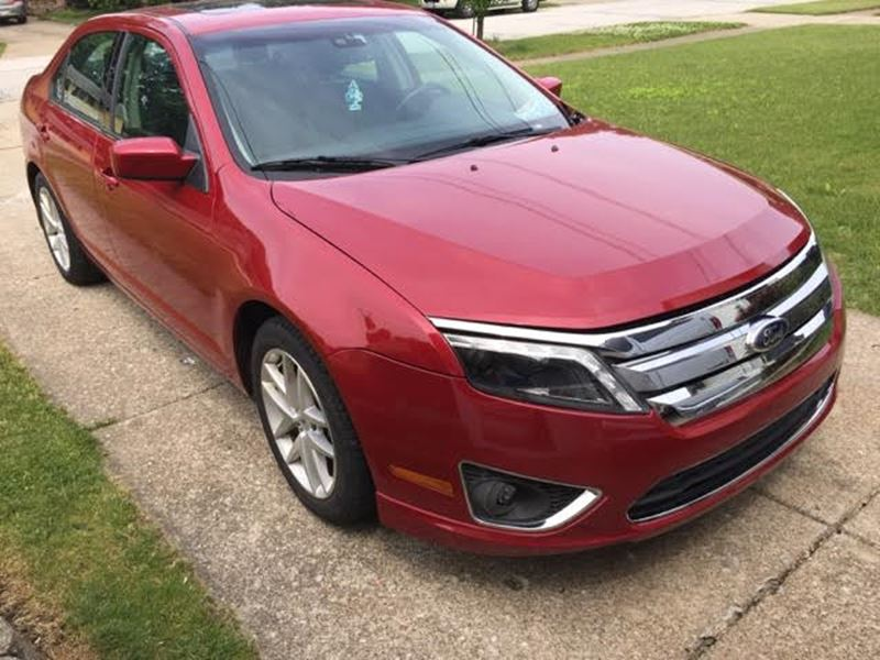 2012 ford fusion for sale by owner in north royalton oh 44133. Cars Review. Best American Auto & Cars Review