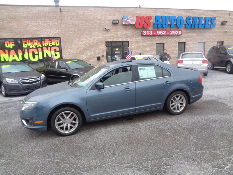 2012 ford fusion for sale by owner in redford mi. Cars Review. Best American Auto & Cars Review