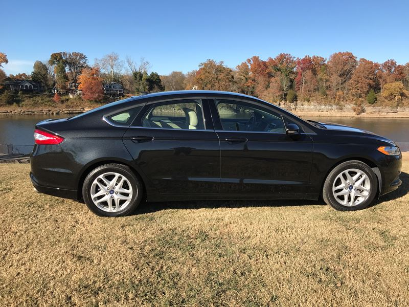 used 2015 ford fusion for sale by owner in nashville tn 37250. Black Bedroom Furniture Sets. Home Design Ideas