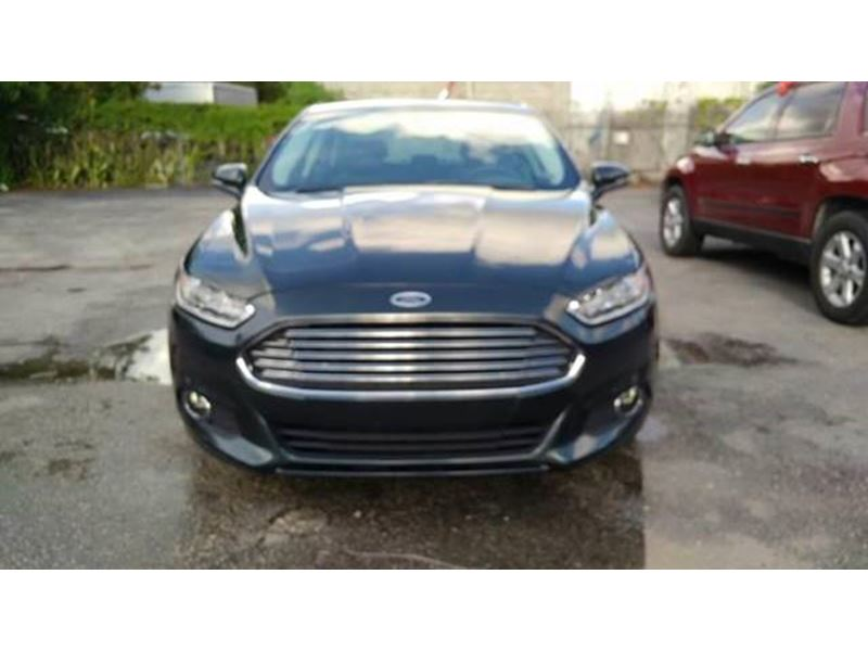 2015 ford fusion for sale by private owner in daytona beach fl 32198. Black Bedroom Furniture Sets. Home Design Ideas