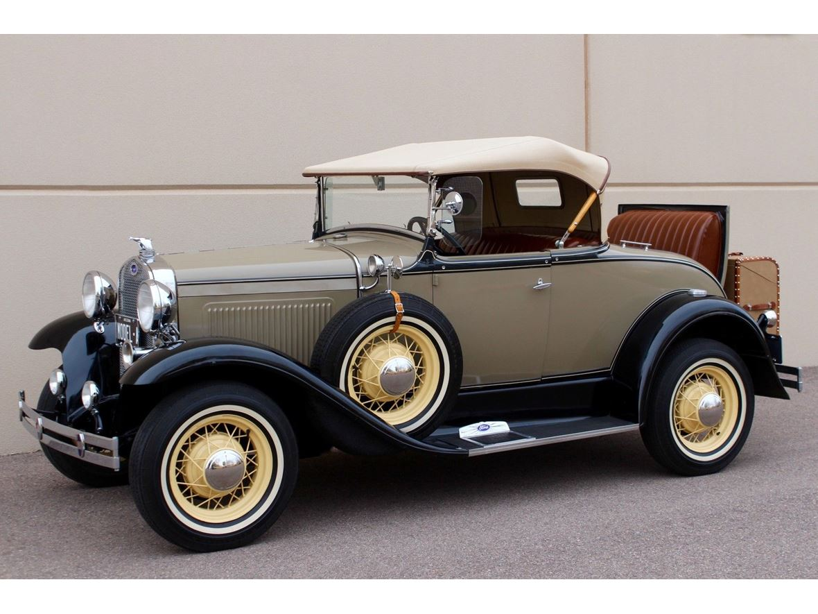 1931 ford model a classic car sale by owner in phoenix az 85037. Black Bedroom Furniture Sets. Home Design Ideas