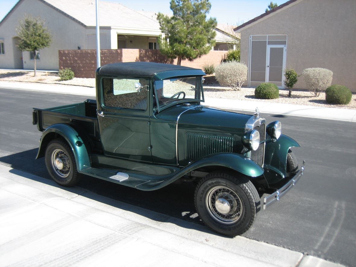 1931 Ford Model A Pickup for sale by owner in North Las Vegas
