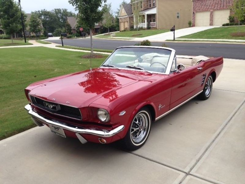 1966 ford mustang classic car for sale by owner in grand rapids mi 49599. Black Bedroom Furniture Sets. Home Design Ideas