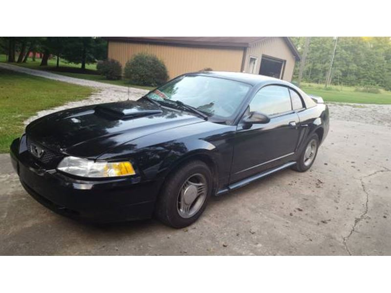 2000 ford mustang for sale by owner in spencer in. Cars Review. Best American Auto & Cars Review