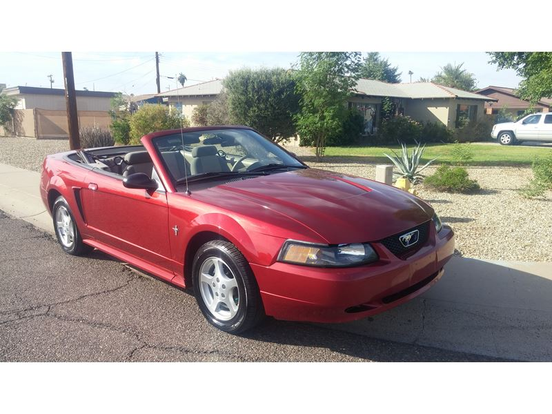 2003 ford mustang for sale by owner in phoenix az 85096. Black Bedroom Furniture Sets. Home Design Ideas