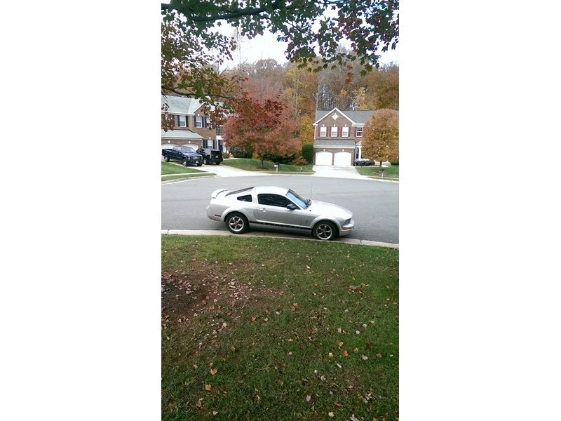 2007 Ford Mustang for sale by owner in Manassas