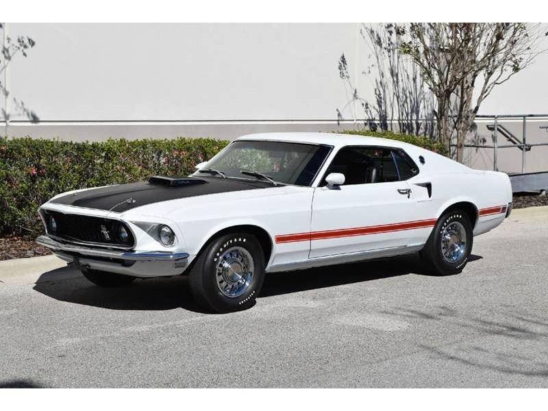 1969 ford mustang cobra mach 1 antique car san francisco ca 94199. Black Bedroom Furniture Sets. Home Design Ideas