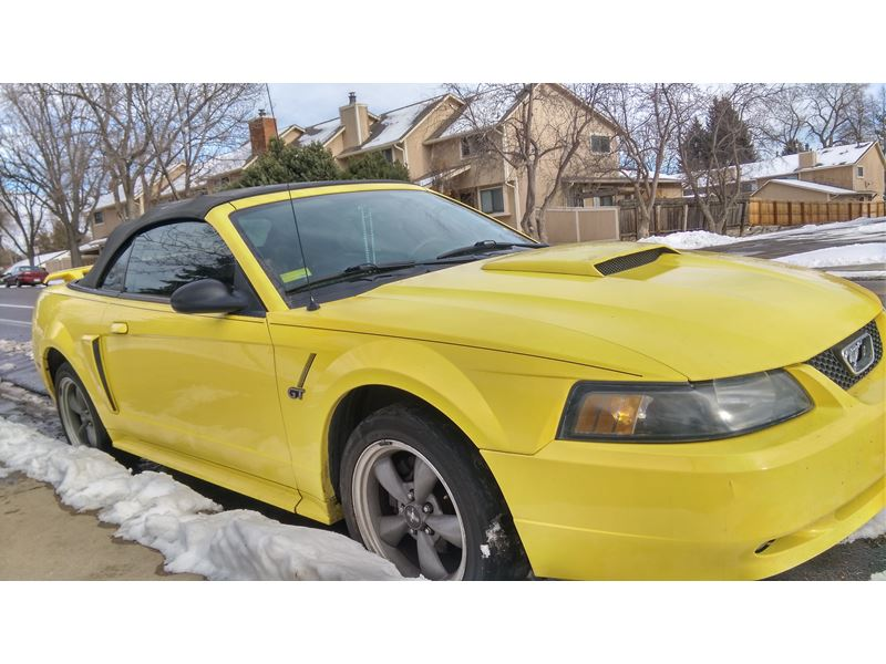 2002 ford mustang gt for sale by owner in fort collins co 80553. Black Bedroom Furniture Sets. Home Design Ideas