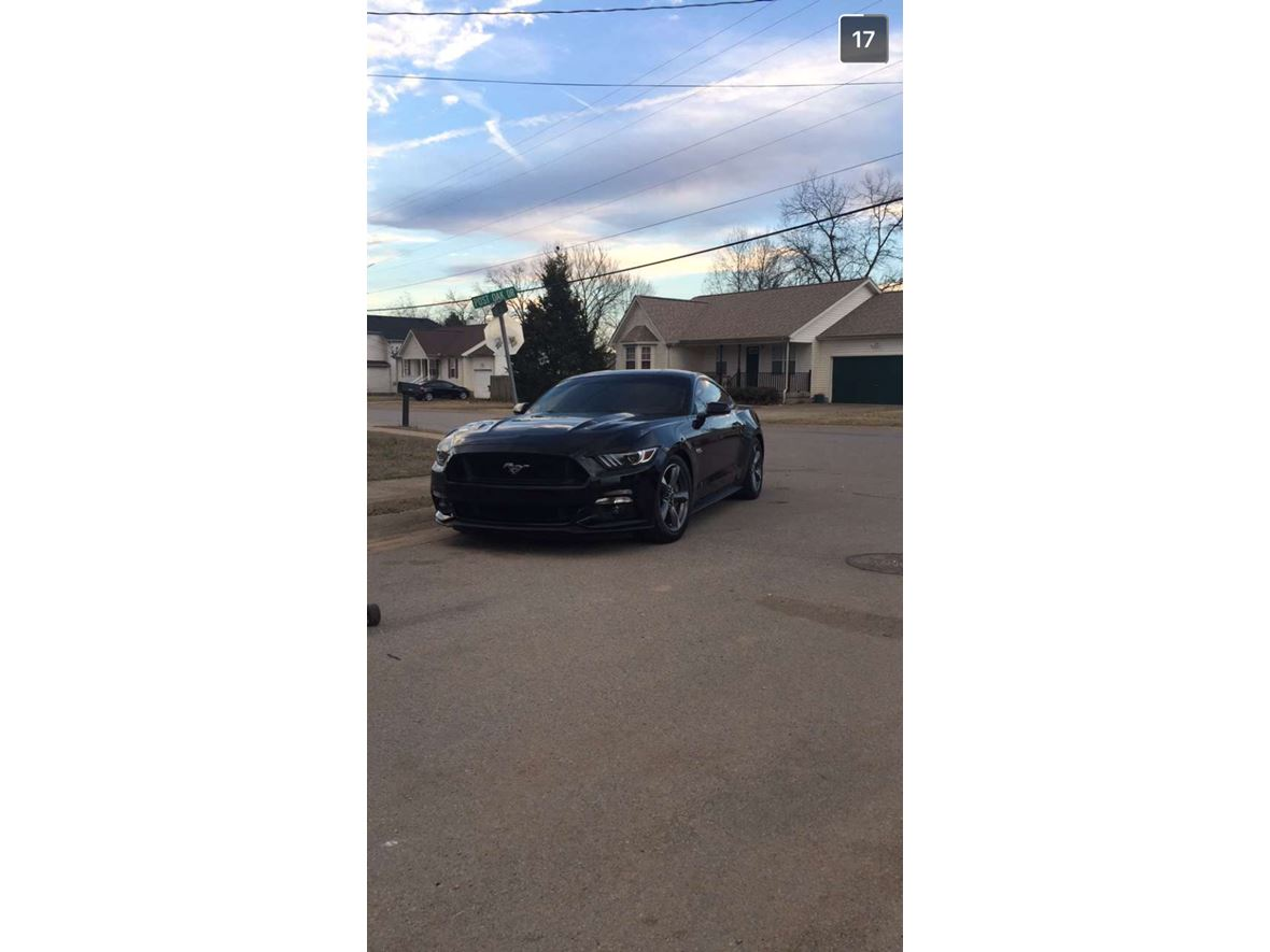 2015 Ford Mustang gt for sale by owner in La Vergne