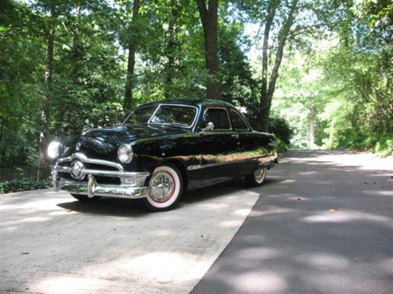 1950 ford streetrod coupe classic car by owner in red oak ga 30272. Black Bedroom Furniture Sets. Home Design Ideas