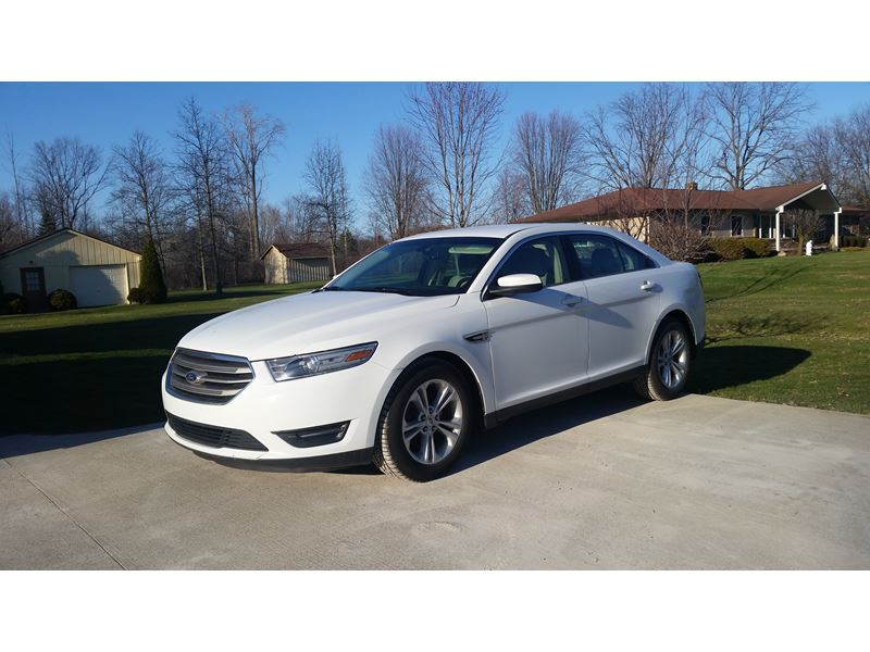 2013 ford taurus sel for sale by owner in washington mi 48094. Black Bedroom Furniture Sets. Home Design Ideas
