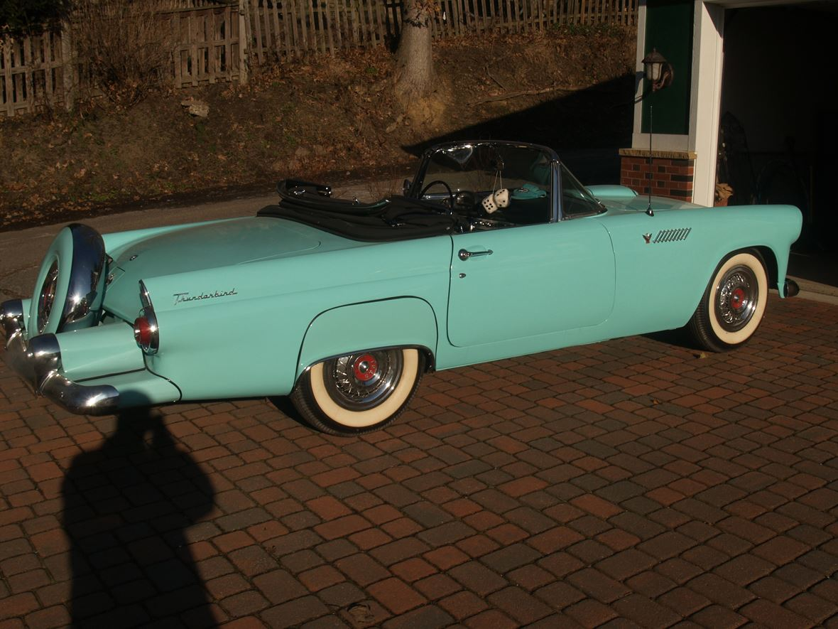 1955 Ford Thunderbird for sale by owner in Pittsburgh