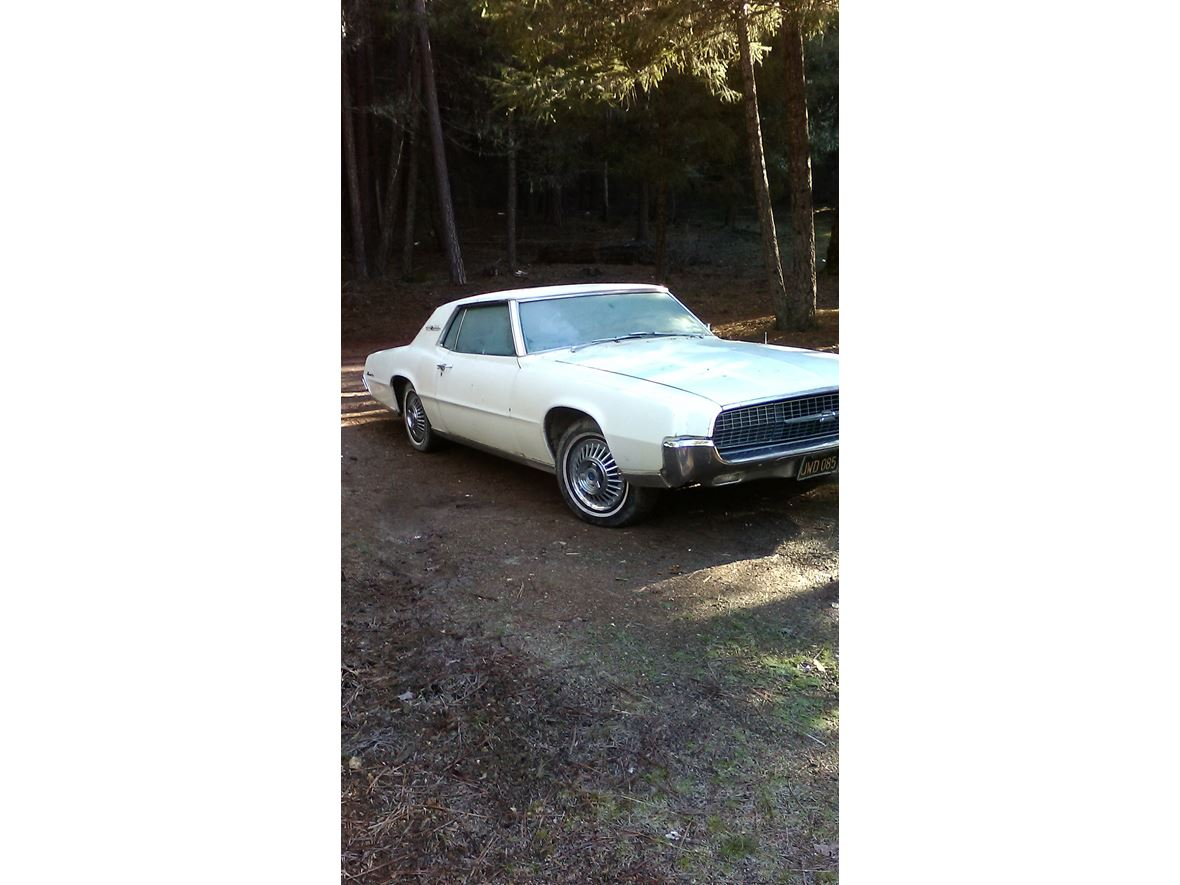 1967 Ford Thunderbird for sale by owner in Hayfork
