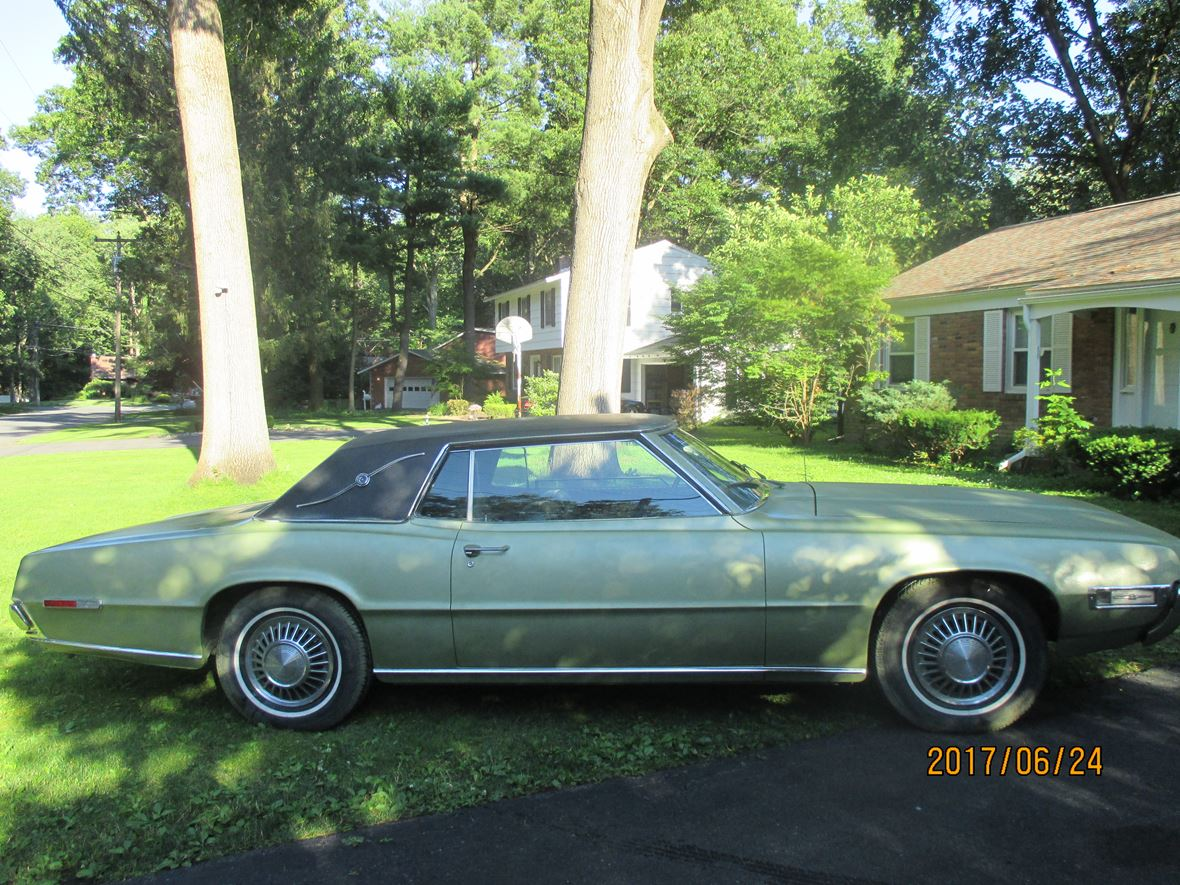 1968 Ford Thunderbird for sale by owner in Schenectady