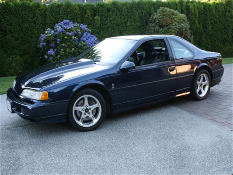 1992 ford thunderbird classic car denver co 80264. Black Bedroom Furniture Sets. Home Design Ideas