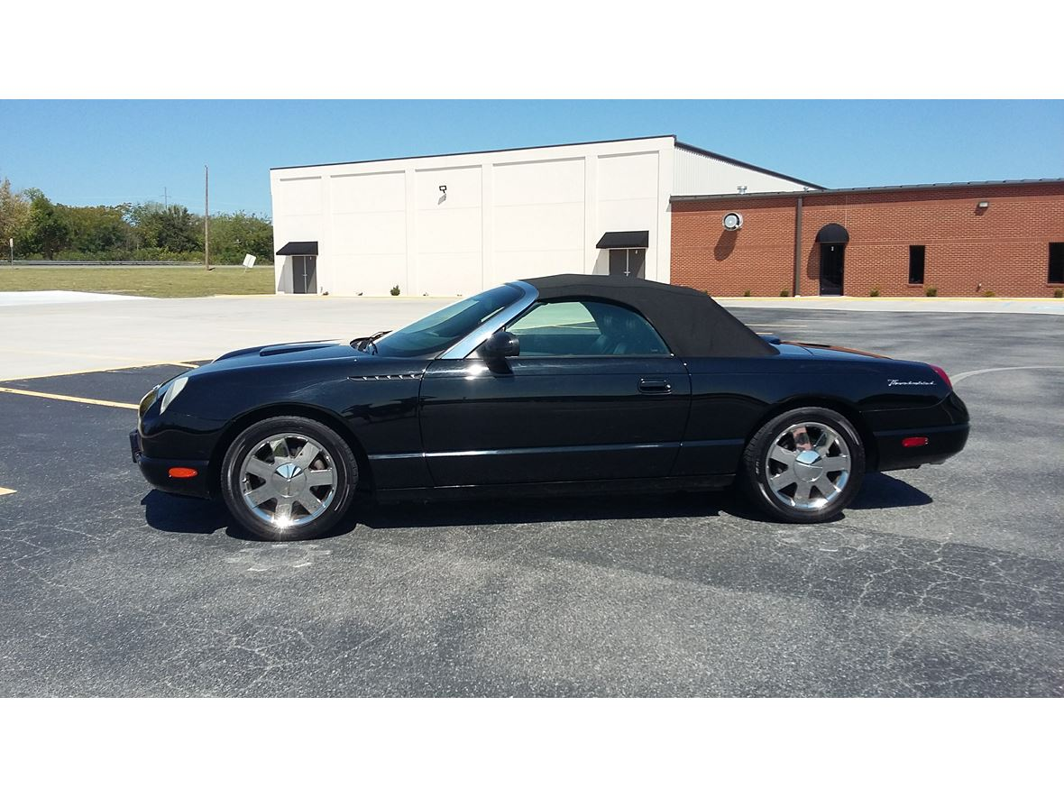 Used Ford Thunderbird For Sale Nationwide Autotrader