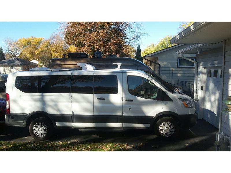 2015 ford transit campervan 350 xlt sale by owner in mankato mn 56006. Black Bedroom Furniture Sets. Home Design Ideas