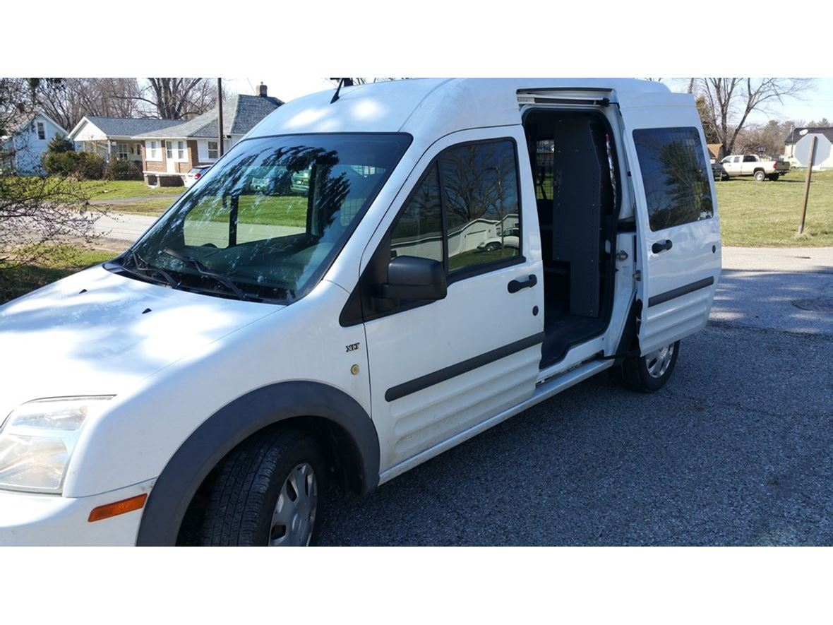 2011 ford transit connect sale by owner in mooresville in 46158. Black Bedroom Furniture Sets. Home Design Ideas