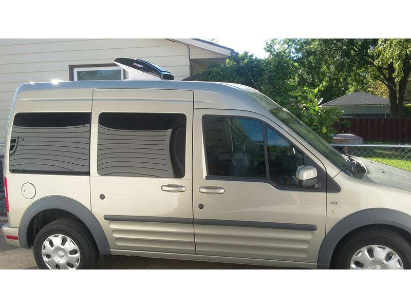 2013 ford transit connect campervan sale by owner in mankato mn 56006. Black Bedroom Furniture Sets. Home Design Ideas