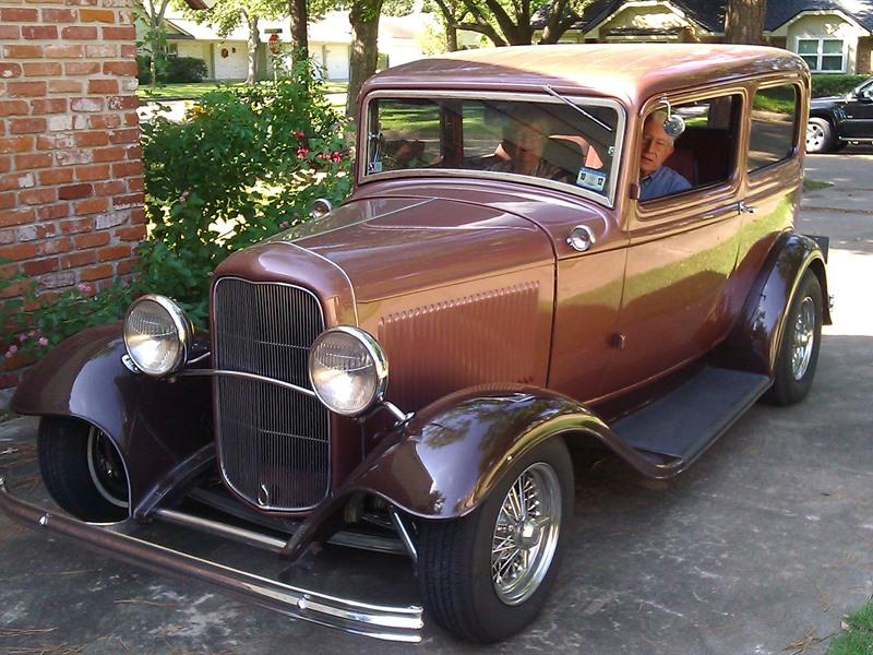1932 Ford tudor sedan - Classic Car by Owner in Houston, TX 77299