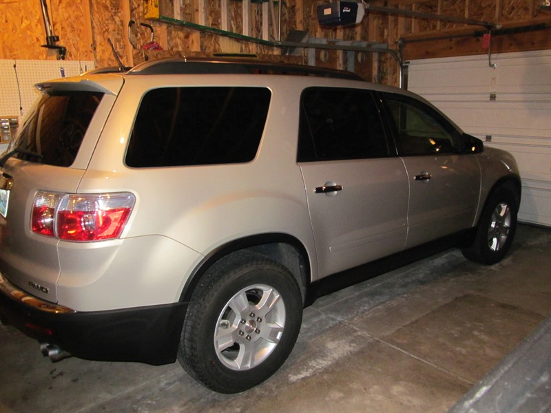 2009 gmc acadia for sale by owner in cheyenne wy 82010. Black Bedroom Furniture Sets. Home Design Ideas