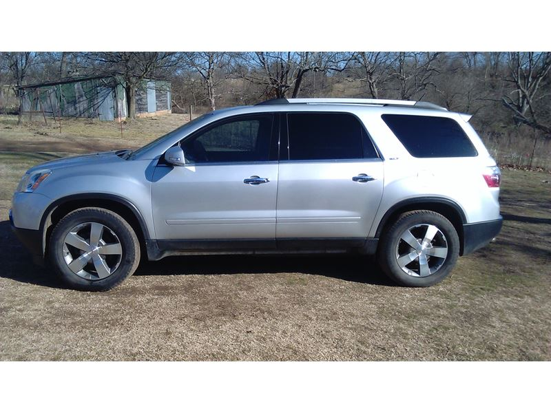 used 2011 gmc acadia for sale by owner in gravette ar 72736. Black Bedroom Furniture Sets. Home Design Ideas