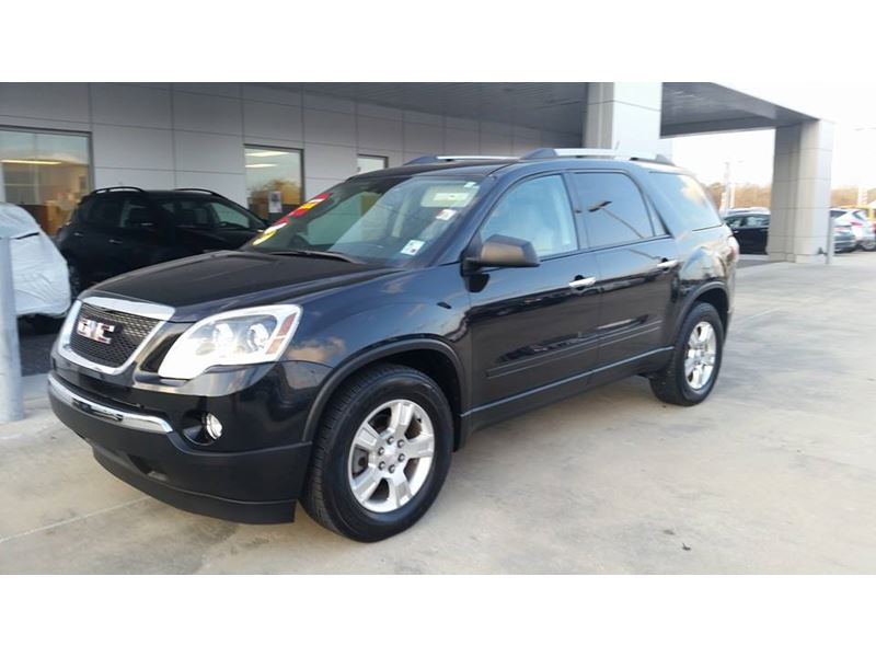 used gmc acadia for sale in baton rouge la with photos. Black Bedroom Furniture Sets. Home Design Ideas