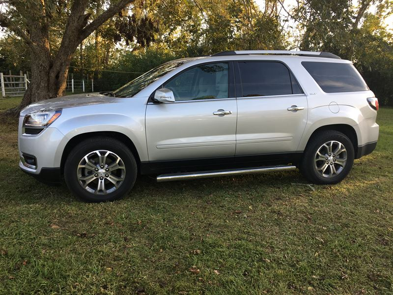 used 2016 gmc acadia for sale by owner in gulfport ms 39507. Black Bedroom Furniture Sets. Home Design Ideas