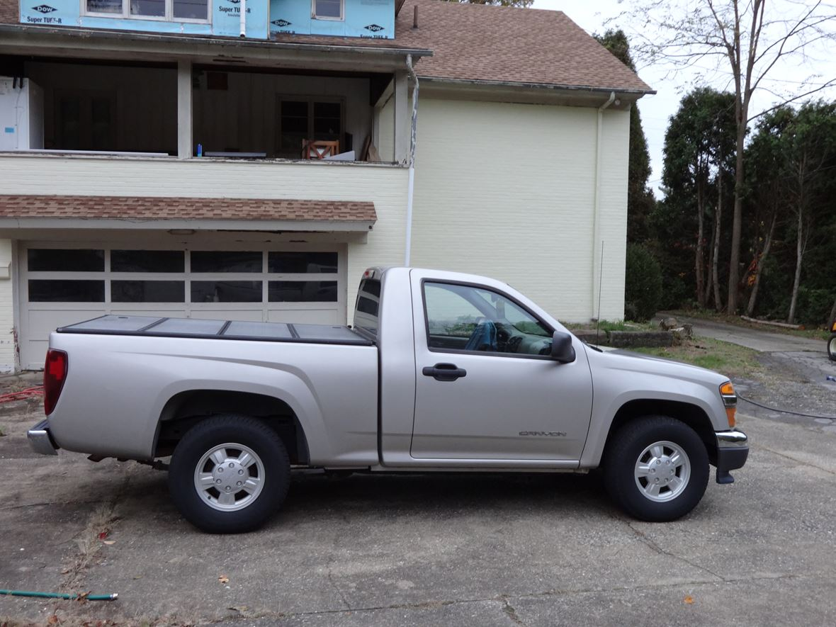 2005 GMC Canyon for sale by owner in Atlanta