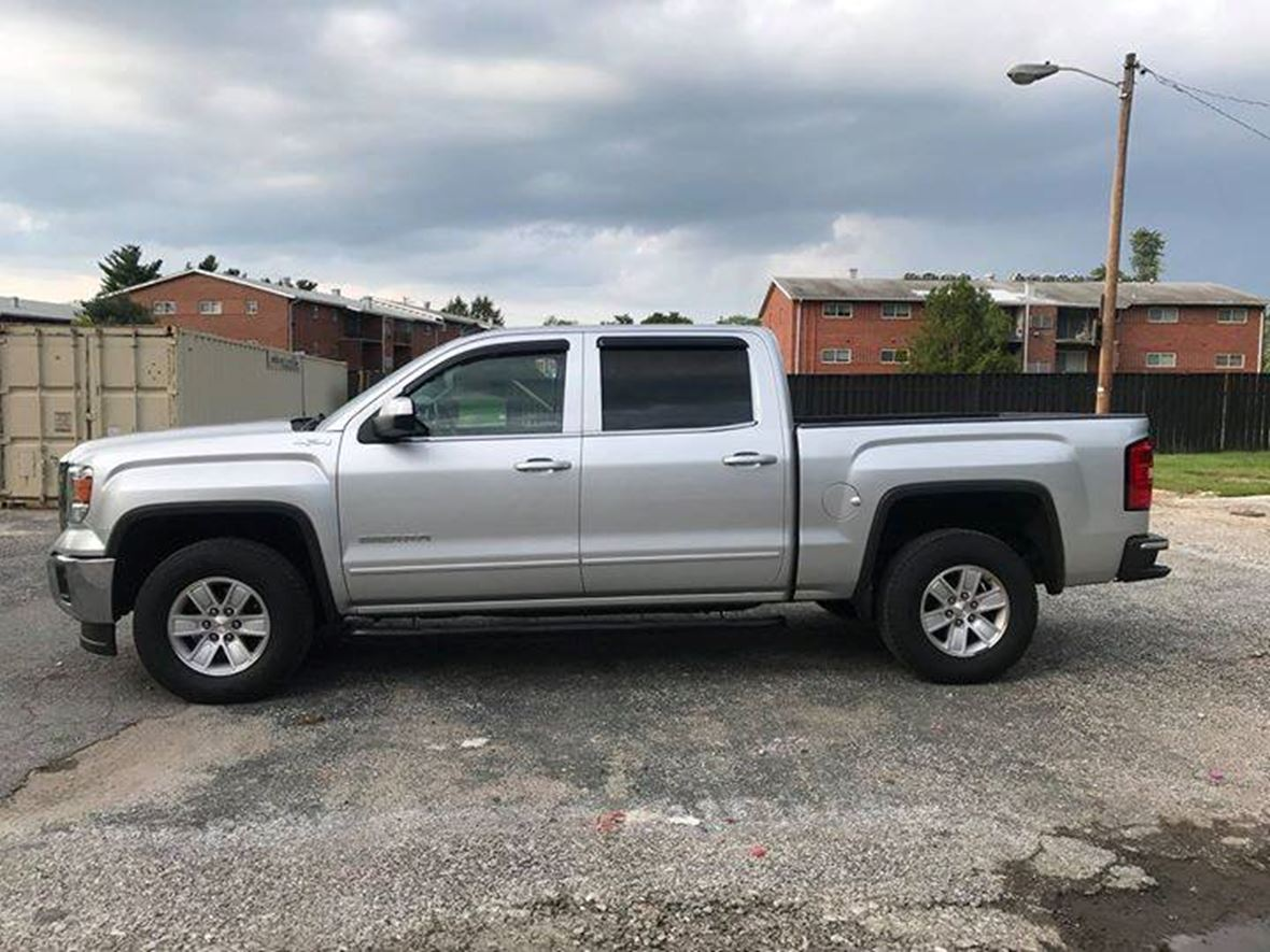 2014 GMC Sierra 1500 for sale by owner in Baltimore