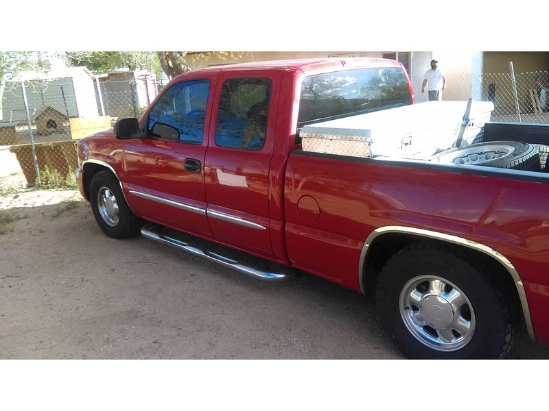 2003 gmc sierra for sale by owner in albuquerque nm 87198. Black Bedroom Furniture Sets. Home Design Ideas