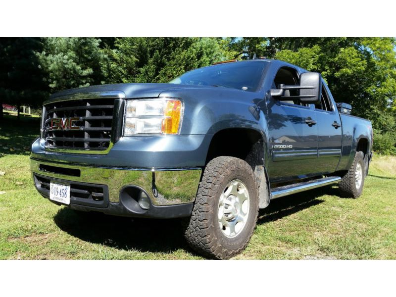 2008 gmc sierra 2500 for sale by owner in bruington va 23023. Black Bedroom Furniture Sets. Home Design Ideas