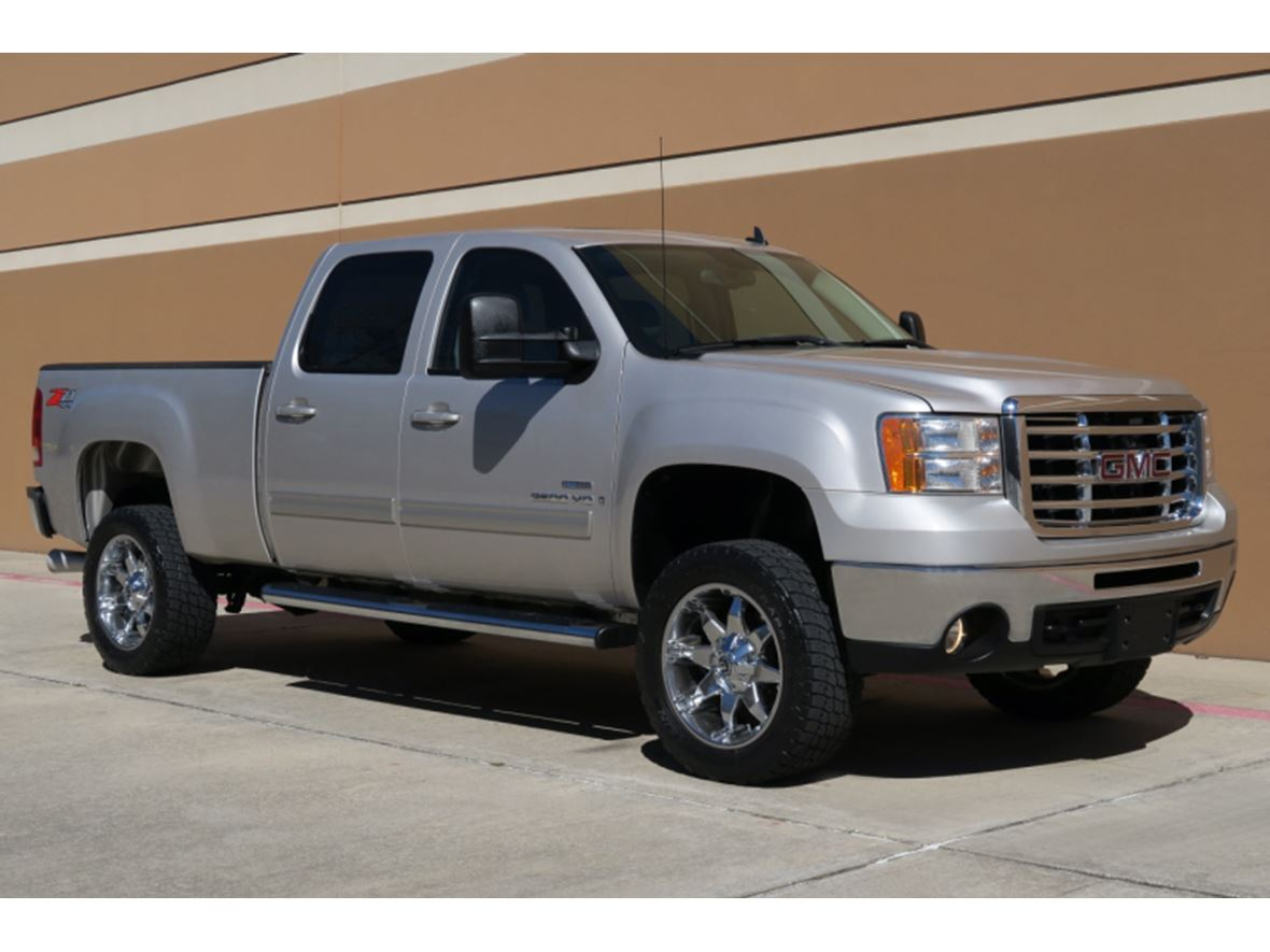 2009 gmc sierra 2500 for sale by owner in phoenix az 85078. Black Bedroom Furniture Sets. Home Design Ideas