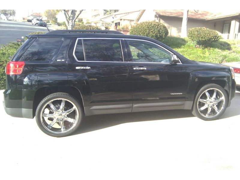 used 2010 gmc terrain for sale by owner in murrieta ca 92564. Black Bedroom Furniture Sets. Home Design Ideas