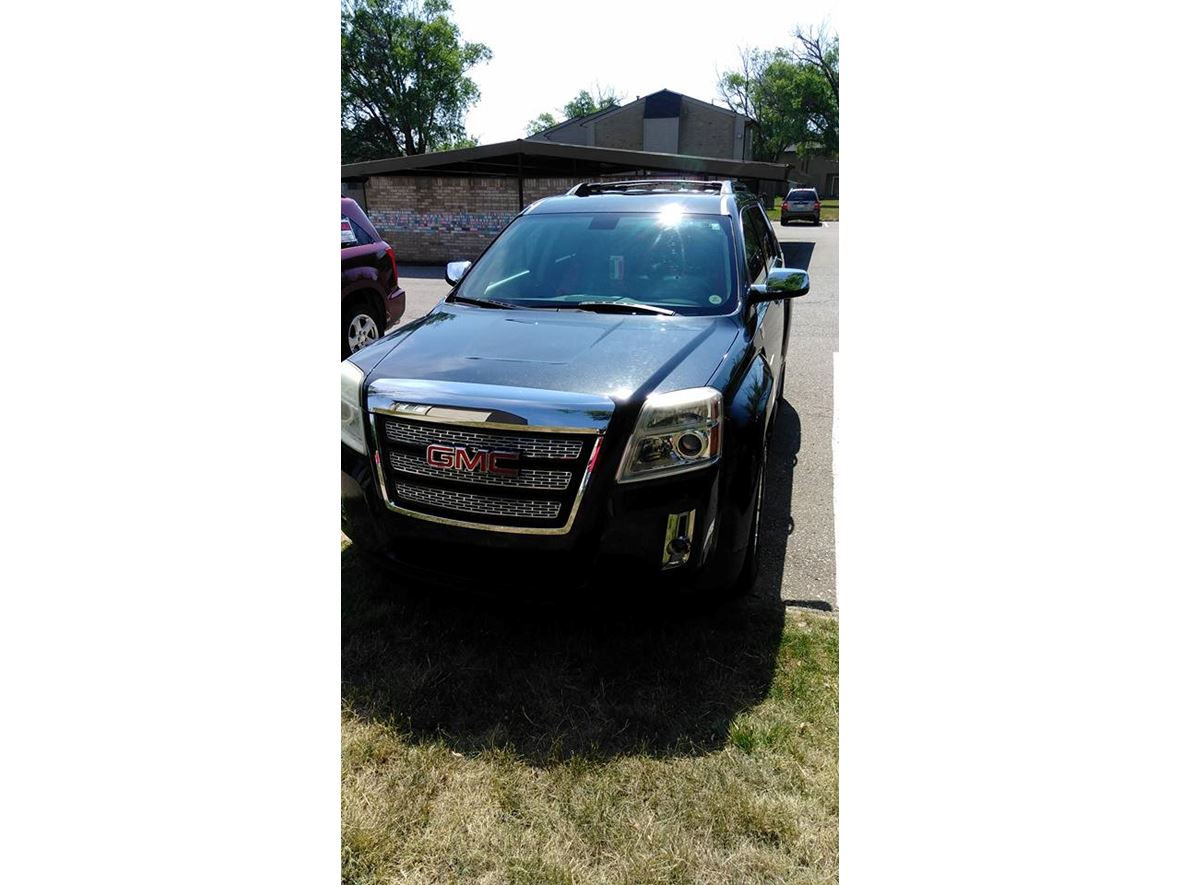 Used 2010 gmc terrain for sale by owner in troy mi 48099