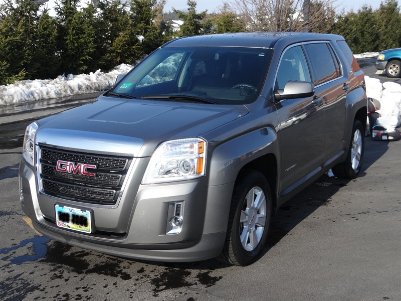 2012 gmc terrain for sale by owner in columbus oh 43230. Black Bedroom Furniture Sets. Home Design Ideas