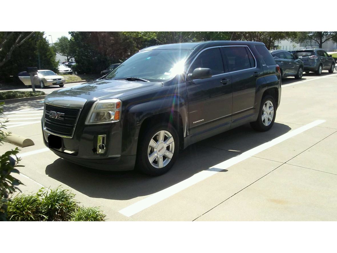 gmc terrain for sale driverlayer search engine. Black Bedroom Furniture Sets. Home Design Ideas