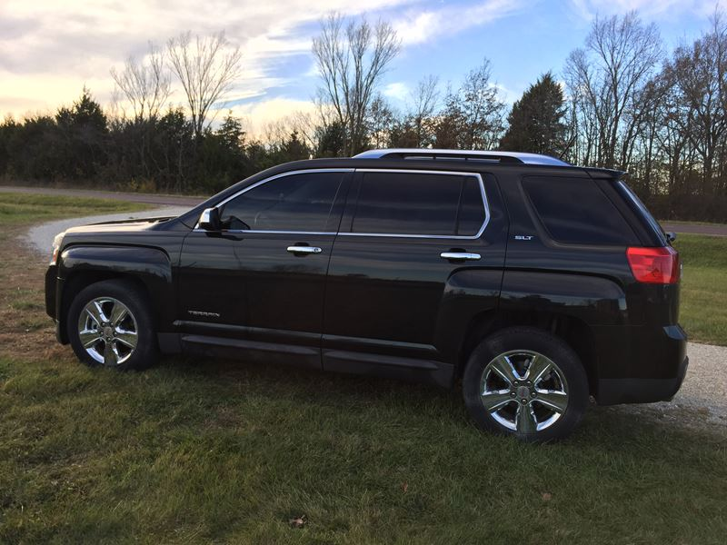 used 2014 gmc terrain for sale by owner in owensville mo 65066. Black Bedroom Furniture Sets. Home Design Ideas